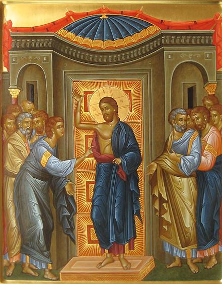 ΣΤΗΝ ΚΑΙΝΗ ΚΥΡΙΑΚΗ ΚΑΙ ΣΤΟΝ ΑΠΟΣΤΟΛΟ ΘΩΜΑ | Ιερά Μονή Αγίου ...