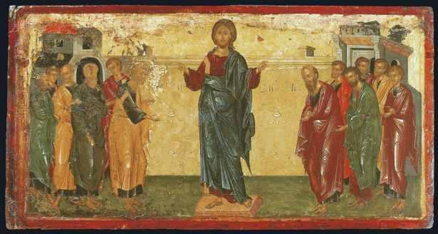O Αναληφθείς Χριστός, το σωτήριο χελιδόνι που μας οδηγεί στην Αιώνια Άνοιξη. (Άγ.Νικόλαος Βελιμίροβιτς) Αέναη επΑνάσταση